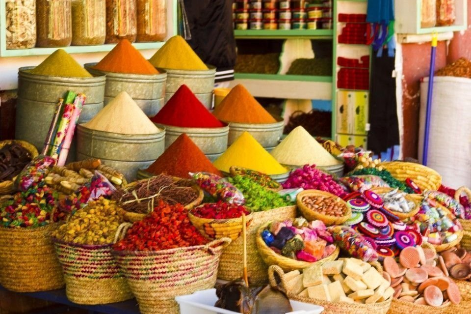 Things to Do in Marrakech - a souk