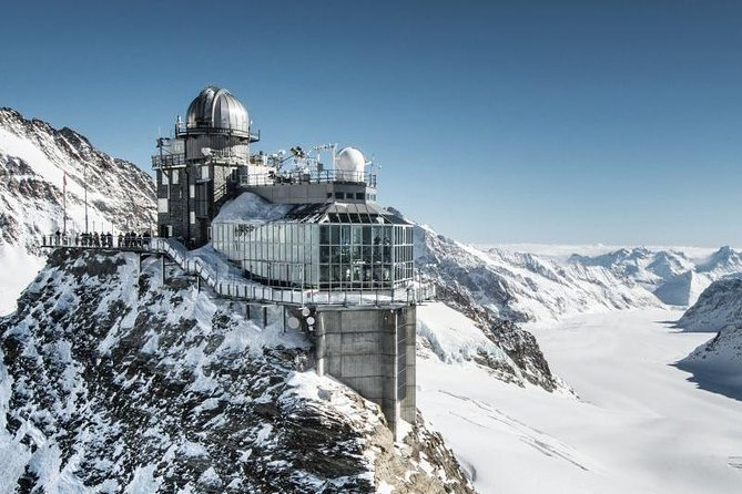 Things to do in Switzerland - the highest point of Europe