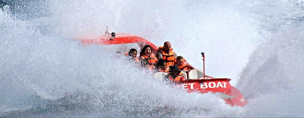 Things to do in Tenerife - Big Red jet boat ride