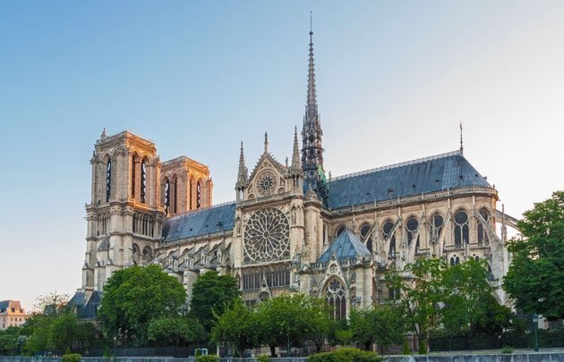 Things to do in Paris - Notre Dame