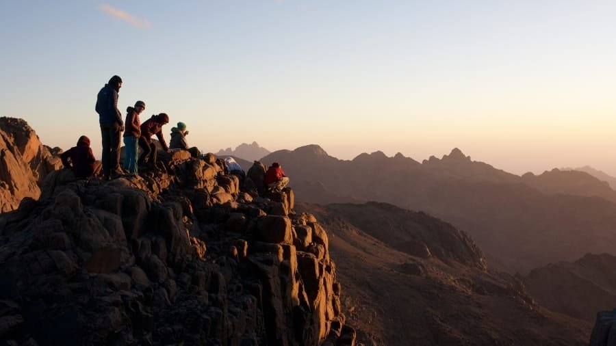 Hike to Mount Sinai - put to your list of things to do in Egypt