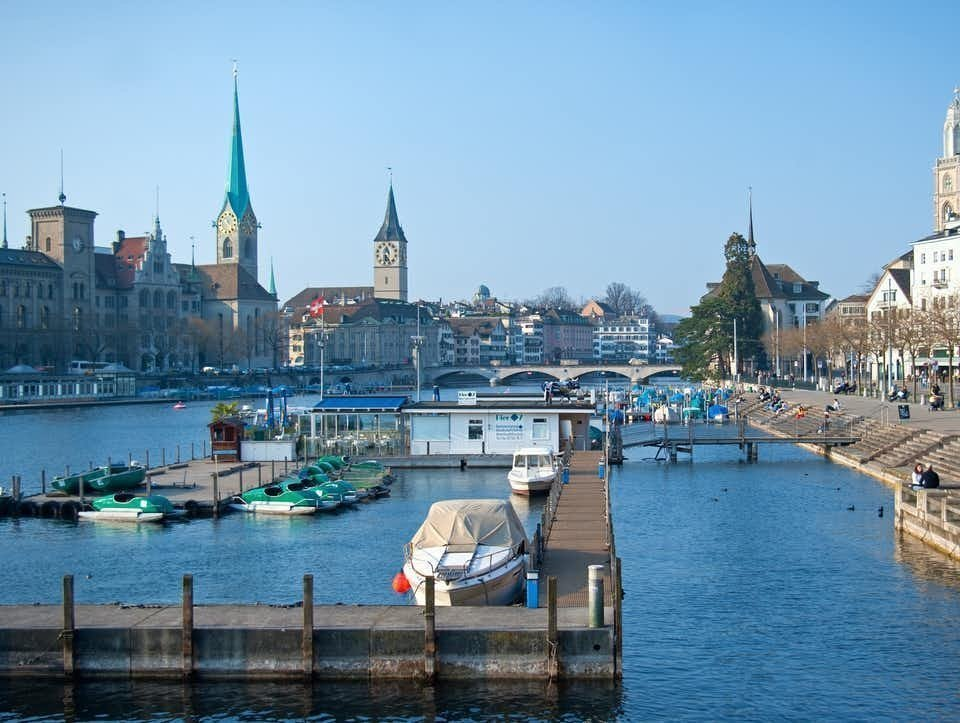 Things to do in Switzerland - Zurich City Tour