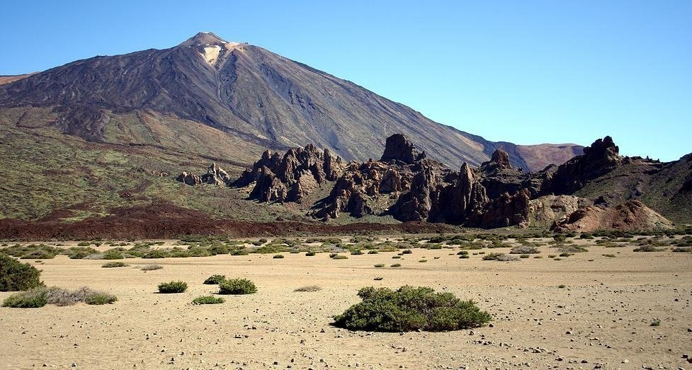 Activities in Tenerife - Teide peak hiking