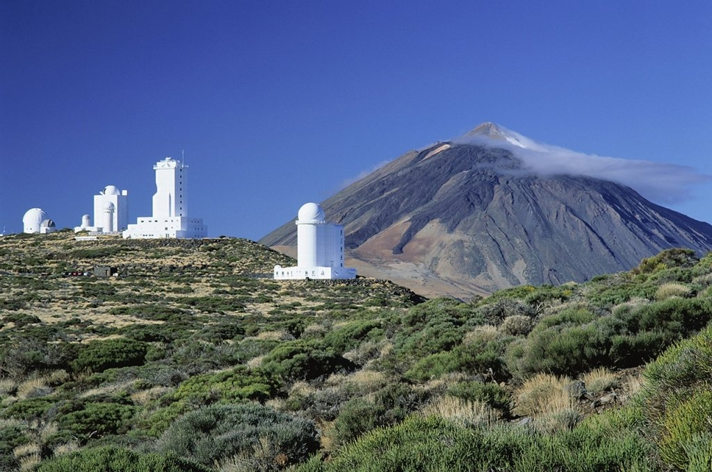 Things to do in Tenerife - Teide Observatory