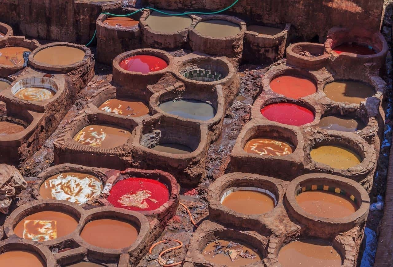 Things to Do in Marrakech - Tanneries
