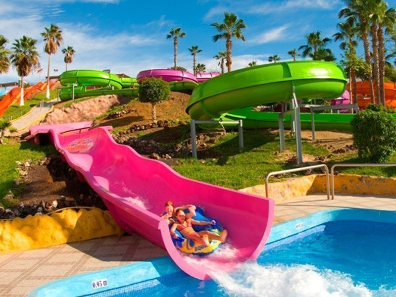 Costa Adeje things to do - Aqualand