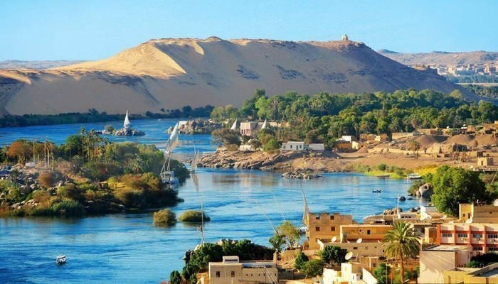 Egypt tours - Nile River cruises.