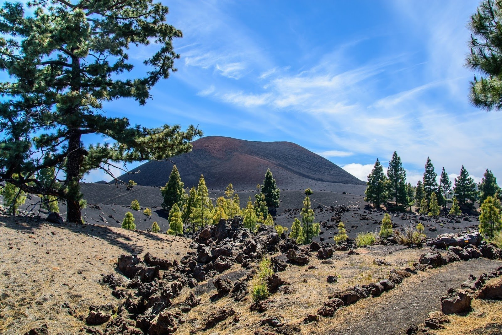 Things to do in Tenerife - Volcano Chinyero