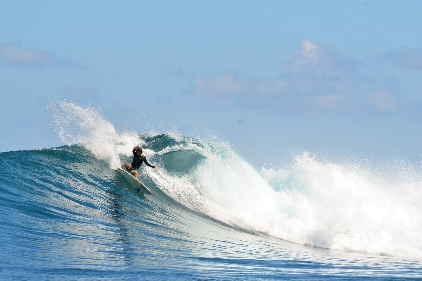 Things to do in Galapagos - surfing