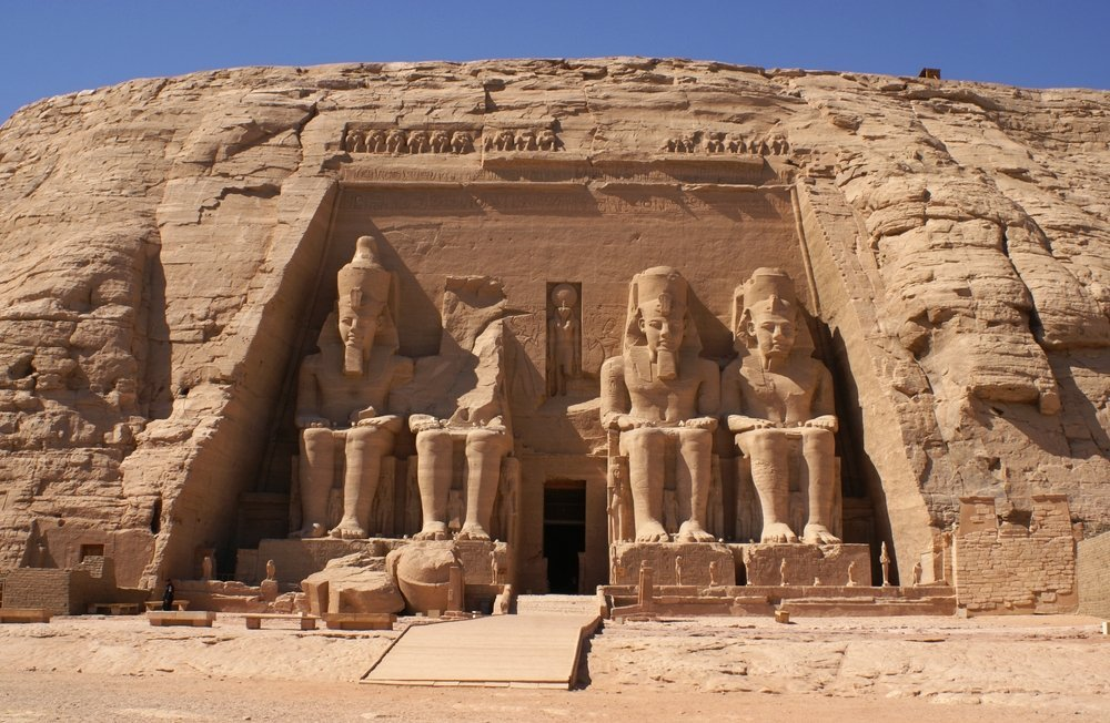 Things to do in Egypt - Visit Abu Simbel Temples