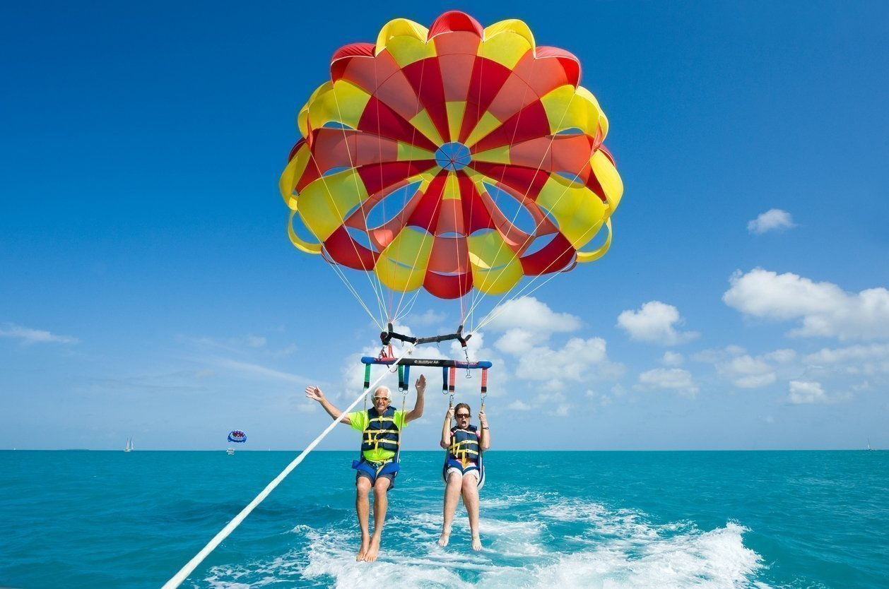 Things to do in Tenerife - Parasailing