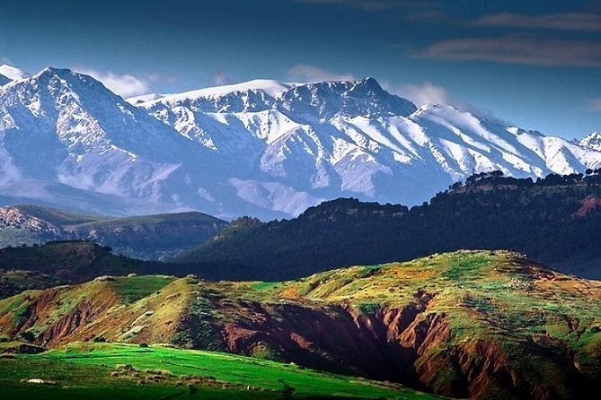Things to Do in Marrakech - Atlas Mountains