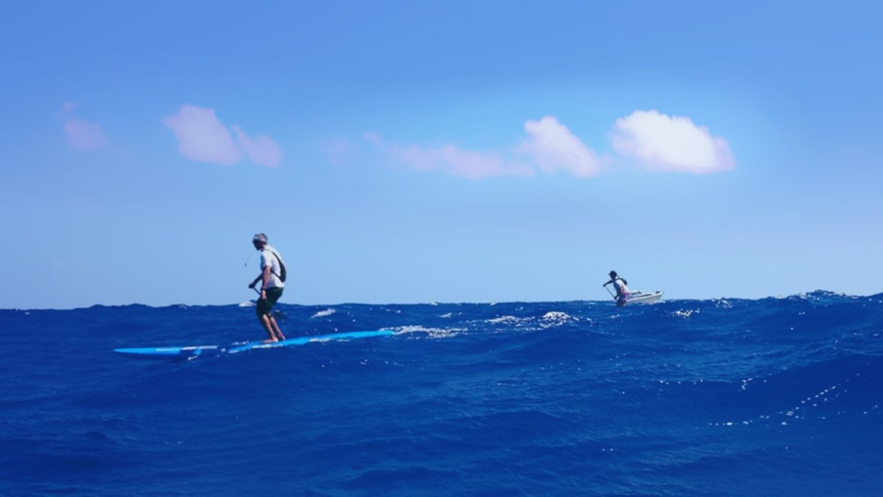 Things to do in Tenerife - paddle SUP