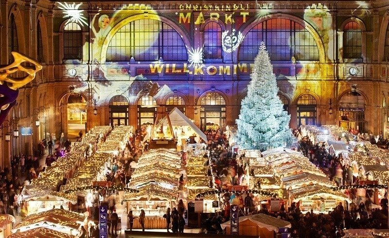 Things to do in Switzerland - Christmas markets