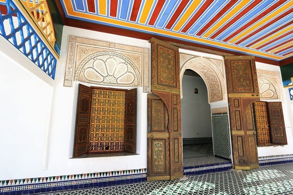 Things to Do in Marrakech - Bahia Palace