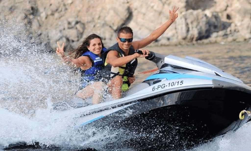 Things to Do in Costa Adeje  - TAKE A JET SKI TOUR
