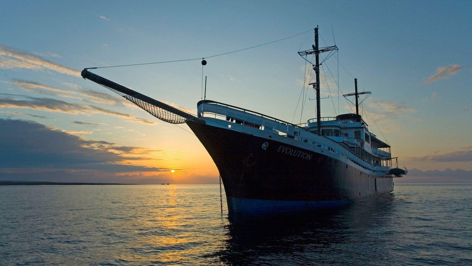 Things to do in Galapagos - boat trips