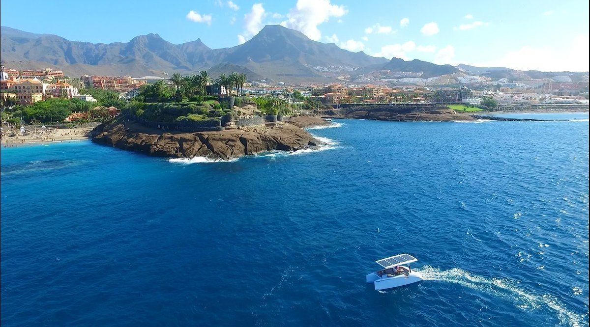 Tenerife sailing charters - Green Power Boat