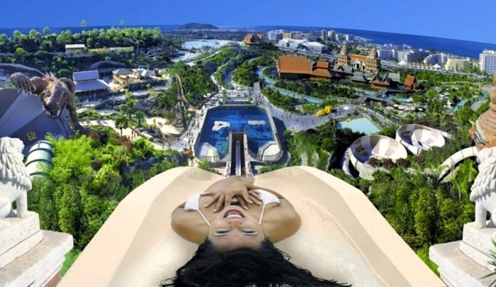 Activities in Tenerife - Siam Park
