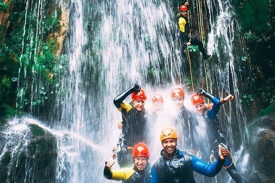 Things to do in Portugal - canyoning