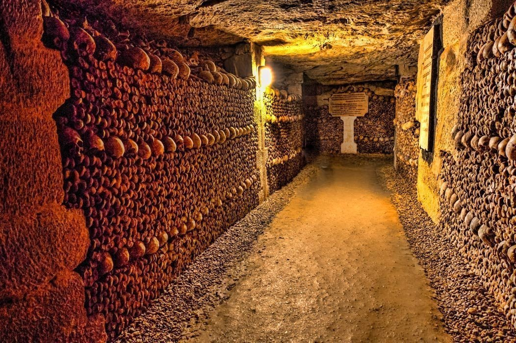 Things to do in Paris - Catacombs