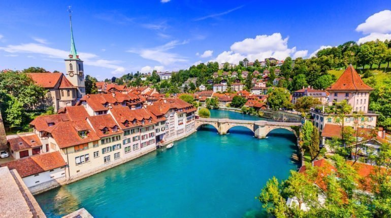 Things to do in Switzerland - Bern old town